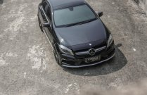 Review Mercedes-Benz A 45 AMG 2015: Monster Kompak Affalterbach Paling Affordable