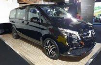 Review Mercedes-Benz V 260 Avantgarde Line 2020: Semakin Eksklusif dengan Wajah Baru