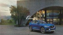 Spesifikasi Jaguar F-Pace 3.0 2016, SUV Premium Terbaru Asal Inggris Yang Siap Bersaing
