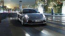 Review Porsche Cayman 2013: Perpaduan Sempurna, Mobil Roadster Berbodi Coupé Menggunakan Mesin Boxer