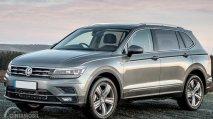 First Impression Volkswagen Tiguan VRS 2018