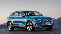 Preview Audi e-Tron 2019