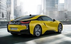 BMW i8 Edisi Khusus Meluncur di Shanghai Auto Show 2017, Tiongkok