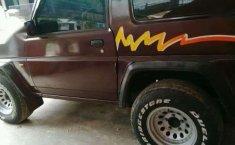 Jeep feroza thn 93 nopol BG BT/jual