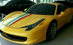 ferrari f12 convertible. ferarri 458 italia tahun 2011 automatic ferrari f12 convertible
