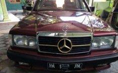 Mercedes-Benz 190E 2.6 AT Tahun 1992 Automatic