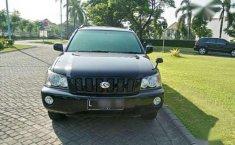 Toyota Kluger V AWD 4x4 Built Up Sunroof 2002 Orisinil, Istimewa