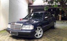 MERCEDES BENZ 190E W201 2.6 Blue On Grey 1990