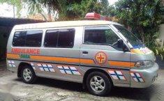 Ambulan Ambulance Hyundai Arya H100 Th. 2001 Solar Gress Siap Pakai