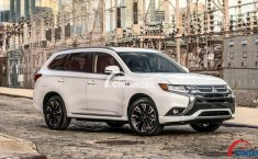 Mitsubishi Meluncurkan Outlander PHEV Baru Di Amerika Serikat