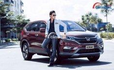 Harga Honda CR-V 2017, Spesifikasi dan Review Lengkap