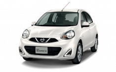 Jual mobil Nissan March 2017