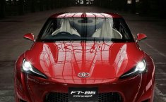 All New Toyota GT86