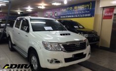 Jual Toyota Hilux G D-4D 2012