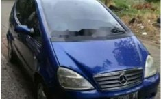 Mercedes-Benz A160 1.6 Manual 2002 Biru