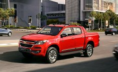 Jual mobil Chevrolet Colorado High Country 2017 Pickup Truck