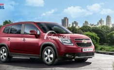 Review Chevrolet Orlando 2017