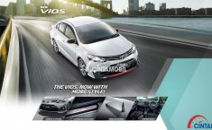 Review All New Toyota Vios 2018