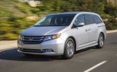 Review Honda Odyssey 2016 Indonesia