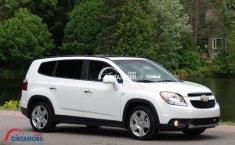 Review Chevrolet Orlando 2012