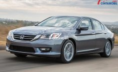 Review Honda Accord 2014 Indonesia