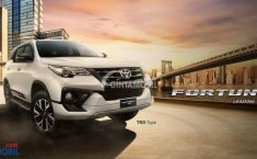 Harga Toyota Fortuner Juli 2019: DP Rp. 16 Jutaan, Langsung Pesan Sekarang Yuk