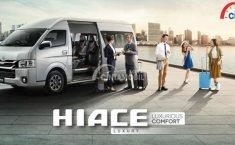Harga Toyota Hiace November 2019