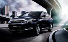 Review New Toyota Harrier 2016 Indonesia