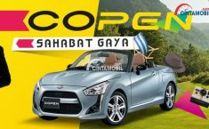 Harga Daihatsu Copen Terbaru di Indonesia