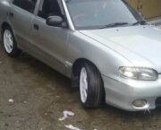 Hyundai Accent GLS 2001 Sedan