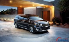 Review Kia Sedona 2016 Indonesia