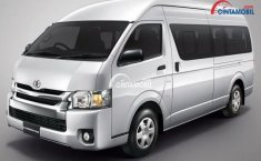 Review Toyota Hiace 2015