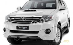 Review Toyota Fortuner 2014