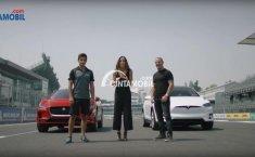 Jaguar I-Pace Mengalahkan Tesla Model X dalam Pertarungan Drag Mobil Listrik
