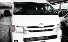 Jual mobil Toyota Hiace High Grade Commuter 2018 DKI Jakarta Manual