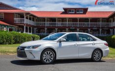 Review Toyota Camry 2017 Indonesia