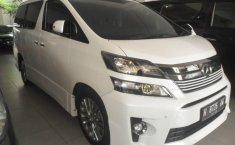 Toyota Vellfire 2.4 NA 2014 Putih Automatic