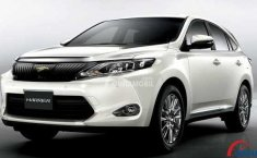 Review Toyota Harrier 2017 Indonesia