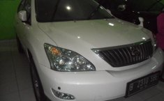 Toyota Harrier 240G 2012 Putih Automatic