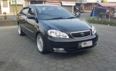 Toyota Corolla Altis 2002 Hitam