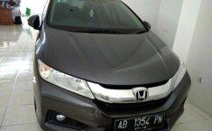 Honda City S 2014 Abu-abu