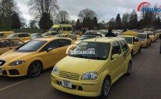 Warna Mobil Mempengaruhi Harga Jual Kembali Mobil, Survey Membuktikan