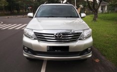 Toyota Forturner G 2012 Automatic