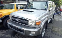 Toyota Land Cruiser V8 Diesel 2018 Manual