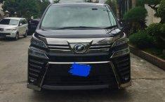 Toyota Vellfire ZG audioless nik 2018