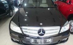 Mercedes-Benz 200 2.0 Manual 2008 Hitam