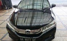 Honda City E 2014 Hitam