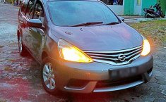Jual Nissan Grand Livina 2014 orisinil
