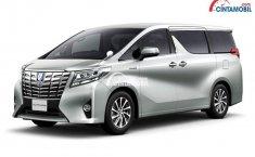 Spesifikasi Toyota Alphard 2015, MPV Mewah Super Nyaman