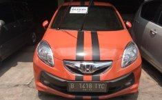 Honda Brio E Orange